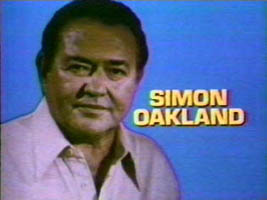 simon oakland movies and tv shows